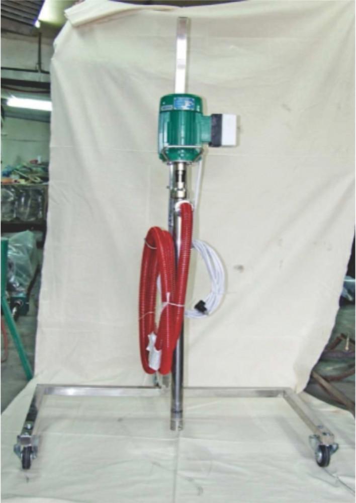 Vertikalne uranjajuće zavojne pumpe